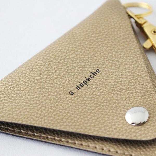 アパレル購入でプレゼント企画の特典 三角ポーチ02