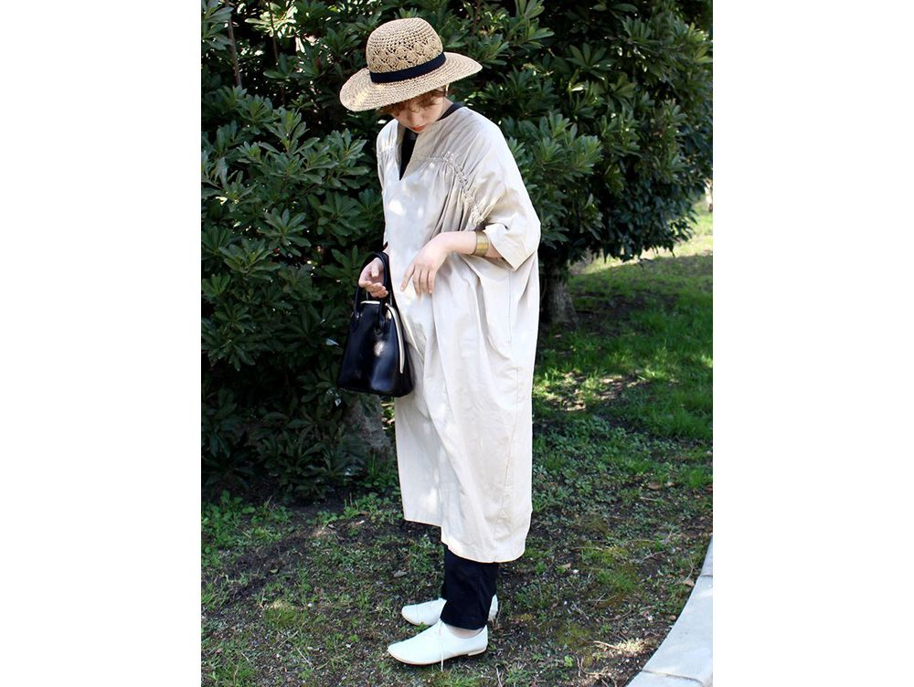 anytime tumble linen onepiece